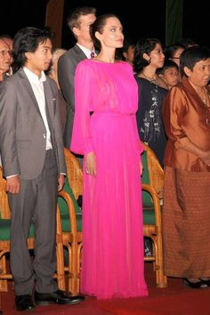 Angelina Jolie in Schiaparelli