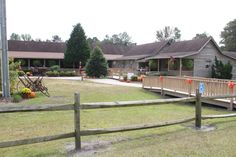 Mike's Farm and Country Store of Richlands provides a family friendly atmosphere with special events throughout the year from Pumpkin Picking to the Holiday Festival of Lights.  Their restaurant, bakery, gift shop and petting zoo stays opened year round!