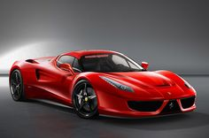 The Ferrari 458 is a supercar with a price tag of around quarter of a million dollars. Photos, specifications and videos of the Ferrari 458 Lamborghini, F12 Berlinetta, New Ferrari, Concept Motorcycles, Car Hd, Sweet Cars, Expensive Cars, Future Car, Car Pictures