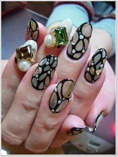 amazing awesome japanese nail designs imgd08abc3c89f536293