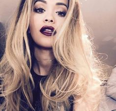 UK songstress Rita Ora has filed a lawsuit against Roc Nation stating due to the label's new projects, attention to her music has not been paid. Curling, Rita Ora Instagram, Look 2015, 26 November, Hair Reference, Beauty Magazine, Celebrity Beauty, Woman Crush, Covergirl