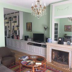 En Normandie, notre duo d'architectes d'intérieur, Esther et Alliette, a ouvert les espaces de vie d'une maison de ville.