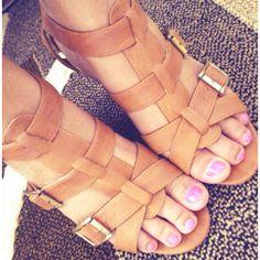 Summer sandals. have them. love them