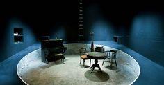 Play Strindberg - Ma - Play Strindberg - Max Jones   Designer --- #Theaterkompass #Theater #Theatre #Schauspiel #Tanztheater #Ballett #Oper #Musiktheater #Bühnenbau #Bühnenbild #Scénographie #Bühne #Stage #Set