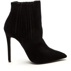 Sleek Attack Pointy Velvet Booties (2.045 RUB) ❤ liked on Polyvore featuring shoes, boots, ankle booties, ankle boots, black, pointed toe booties, pointy toe bootie, black ankle boots, black high heel booties and pointed toe boots
