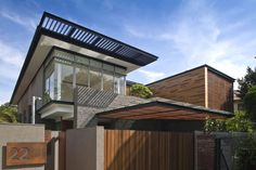 Oei Tiong Ham Park Residence in Singapore by AR43 Architects