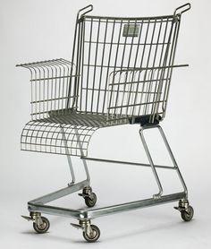 Indkøbsstol