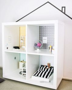 Good Absolutely Free Kallax ideas for the children& room: DIY with the Limmaland adhesive films Suggestions The IKEA Kallax line Storage furniture is an essential part of any home.