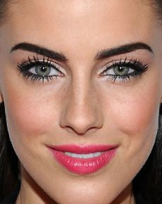 Jessica Lowndes's Face