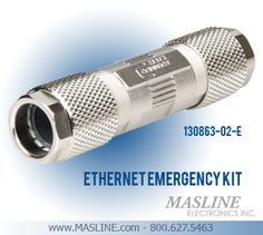 Ethernet Emergency Kit - Cable connector for field assembly Class FA for 8 wire cables. - Connect / extend / repair / relocate copper data cables up to Cat.7A. - Compliance to Class FA up to 1000 MHz according to ISO/IEC 11801 Ed.2.2:2011-06 in connection with Cat.7A copper cables. - Suitable for Power over Ethernet. - Suitable for cables with an overall diameter of 5.0 to 9.7 mm. - Fully shielded version according to DIN EN 50173-1 and DIN EN 50310.