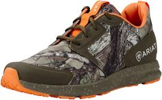 5461528dcde tenis masculino ariat fuse athletic camo mesh p15079 - Busca na Loja  Cowboys - Moda Country