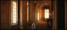 ArtStation - Assassin's Creed Unity - Café Théâtre, Pierre FLEAU