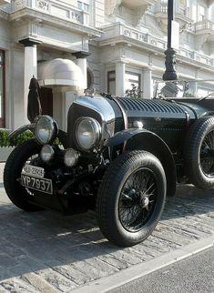 1929 Bentley 4-Litre Open Tourer