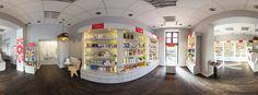 Polskie Kosmetyki - sklep widok panoramiczny