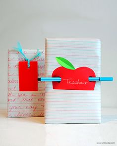 wrap, wrappers and wrapping: teacher teacher