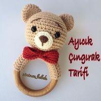 633 curtidas, 15 comentários - Amigurumi/örgü oyuncak-Şirin C ( , Crochet Baby Toys, Newborn Crochet, Crochet Bunny, Crochet For Kids, Crochet Dolls, Crochet Bear Patterns, Newborn Toys, Baby Gift Sets, Baby Rattle