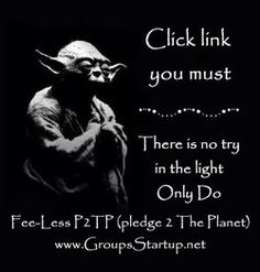 Pledge To The Planet (P2TP) - P2TP StartUp Groups