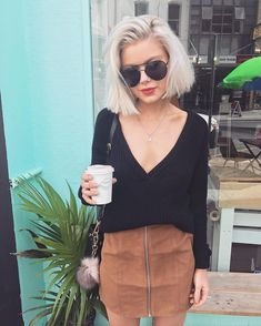 "1,982 Likes, 10 Comments - Laura Jade Stone (@laurajadestone) on Instagram: ""Coffee time ☕️ 
