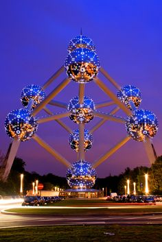 The Atomium, Brussels | Flickr - Photo Sharing!