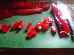 homemade sour candy