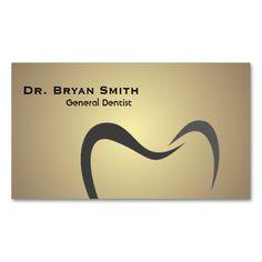Dental - tarjetas de visita