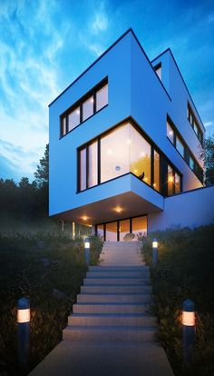 Making of House 2P - Ronen Bekerman's 3d Architectural Visualization Blog