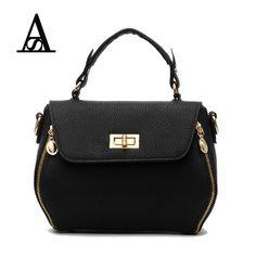 (49.00$)  Buy here  - 2017 Sac a Main Women Bag Bolsos Femme Messenger Bags Louis Handbag Michael Handbags Bolsas Feminina Leather Bolsa Ladies Woman