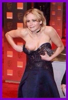 Jennifer Lawrence - omg no way! :D