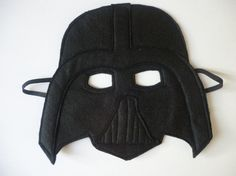 Fühlte sich Darth Vader Stil Maske für Dressing Up/Kostüm/Fancy dress