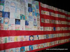 Veteran's Day idea -we heart art