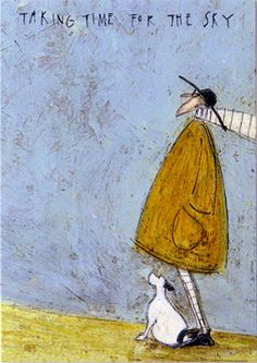"""Taking Time for the Sky"" - Sam Toft"