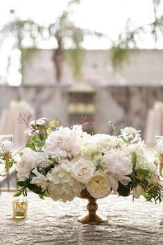 Golden Opulence at New Orleans Wedding - MODwedding