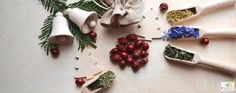 Herbal gifts for your family and friends:) #gifts #christmas #HolidaysAreComing #holiday #herbs #ziola #prezenty