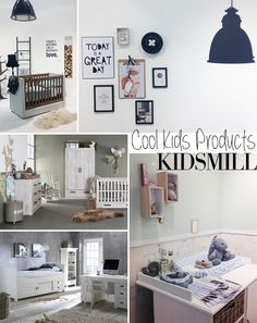 COOL KIDS PRODUCTS - kidsmill: With a modern and stylish interpretation to children's furniture, Kidsmill, a Dutch company bridges the gap by offering high quality yet affordable options...