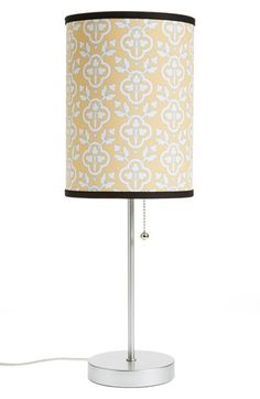 #yellow lamp-in-a-box table lamp http://rstyle.me/n/h3qs5r9te