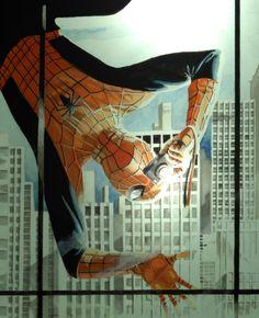 #Spiderman #Fan #Art. (Spiderman retocado) By: Daviseveriano. (THE * 5 * STÅR * ÅWARD * OF: * AW YEAH, IT'S MAJOR ÅWESOMENESS!!!™)[THANK Ü 4 PINNING!!!<·><]<©>ÅÅÅ+(OB4E)