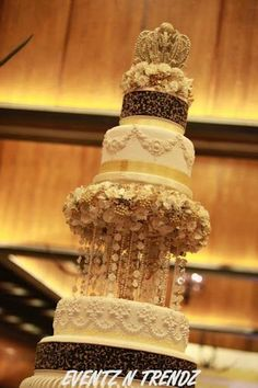 Sri Lanka Wedding Cake