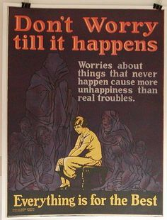Mather Work Intensive Poster from 1920s
