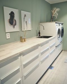 Laundy Room, Laundry Design, Laundry Room Inspiration, Small Laundry Rooms, Furniture Dining Table, Laundry Room Organization, Küchen Design, Smart Home, Small Spaces