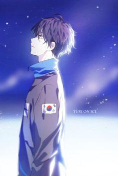 Yuri!!! on ice Lee Seung Gil