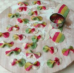 Pasta multicolor *Profumi e Sapori dalla mia cucina*