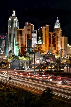 New York in Vegas