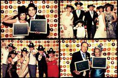photocall de boda divertido - www.getmarried.es