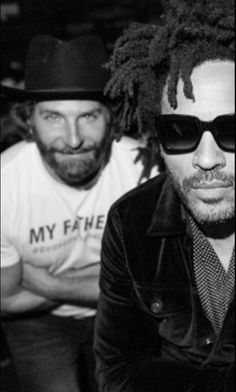 Lenny Kravitz and Bradley Cooper in New York. Tyne Daly, Luke 24, Lenny Kravitz, People Of Interest, Bradley Cooper, Stylish Men, Fashion 2020, Actors & Actresses, Sexy Men