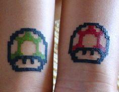 Agulha e Tinta: Tattoo Geek/Nerd
