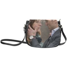 Fifty Shades of Grey Ana and Christian Magic Classic Saddle Bag/Small (Model 1648)