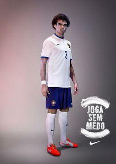 Pepe - Portugal Away Kit 2014