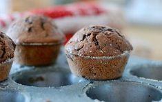 Čokoládové muffiny - doporučuju