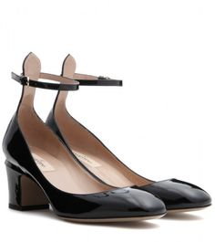 Love this: VALENTINO Tango Patent Leather Pumps @Lyst