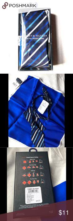 I just added this listing on Poshmark: ❤️💙NWT Tommy Hilfiger Bow Tie & Pocket Square set. #shopmycloset #poshmark #fashion #shopping #style #forsale #Tommy Hilfiger #Other